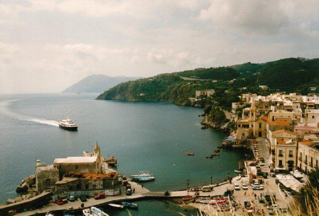 Claudias Homepage Wanderurlaub Liparische Inseln Foto
